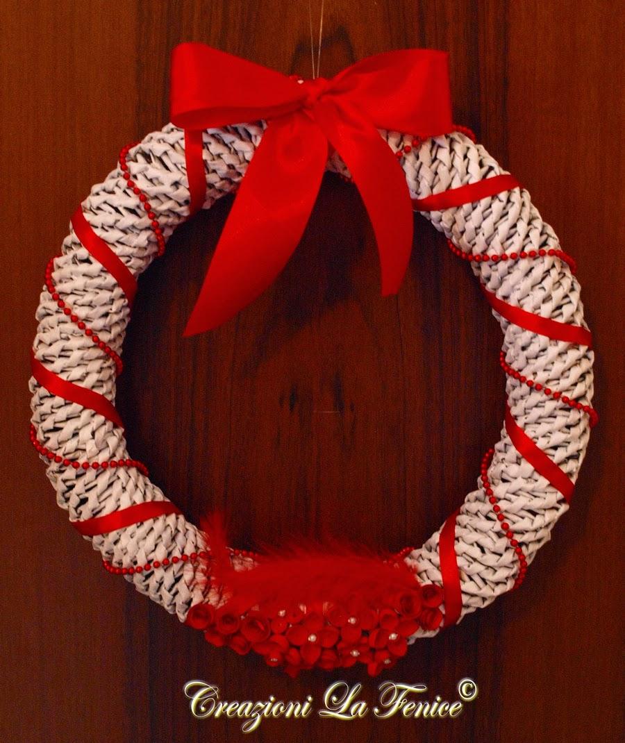 Albero Di Natale Con Cannucce Di Carta.Alberi Di Natale A Quilling Abete Con Cannucce Di Carta E Quilling
