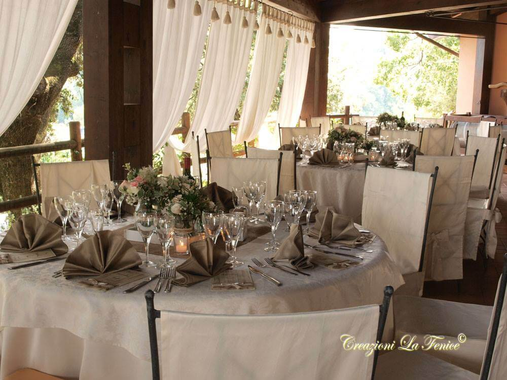 Matrimonio country chic.